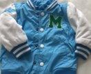 Новая Детская куртка HM оригинал