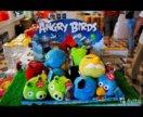 Новые игрушки Angry Birds