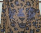 Джемпер Topshop с принтом тигра