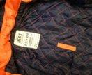 Стильная теплая куртка на мальчика фирма Mexx