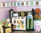 НОВЫЙ!!! Комплект для детской кровати