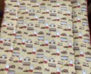 Накладка для пеленания Фея мягкая на комод