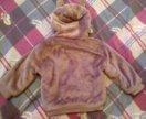 Детская теплая кофта