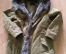 Куртка-парка утепленная