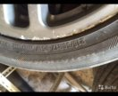 Комплект дисков и летние шины R17