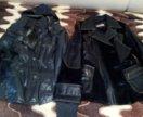 Куртки кожаные