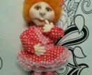 Кукла Клава высота 40см