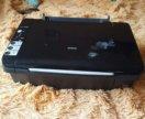 Цветной принтер-сканер