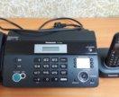 Факс и беспроводной телефон