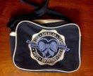 Синяя сумка. Terranova