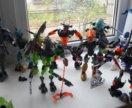 Коллекция роботов 17шт. Лего