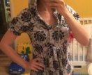 Платье с капюшоном INCITY