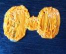 Бантик из 3Dручки