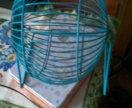 Колесо-сфера для хомяка