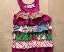 Desigual платье-маечка на 3-4 года