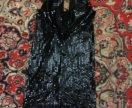 Клубное платье в пайетках