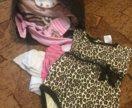 Пакет вещей на девочку от 0 до года