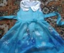 Платье холодное сердце.