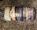 Подушка-валик из натуральной шерсти