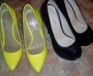 Туфли из натур.кожи 34 размер