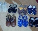 Обувь на мальчика 3-6 лет