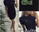 Платье Lacoste новое 42-44