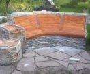 Скамья для сада