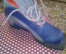 Лыжные ботинки. 36 р.