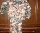 куртка камуфляж детский