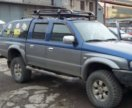 Багажник экспедиционный на Mazda BT-50