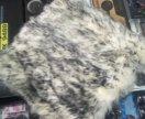 Меховая накидка из натуральной овчины.