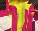 Новая зимняя детская куртка Wed'ze 83-90 см
