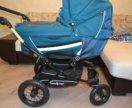 Продается коляска Emmaljunga Edge Duo Combi 2 в 1