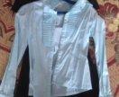 Школьная блузка, детская
