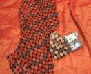 новый шарф, платок, шифон