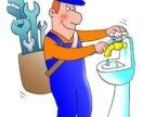 Сантехник, установка смесителя