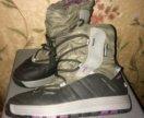 Зимние ботинки adidas. Для мальчиков