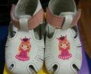 Туфли ортопедические.