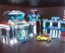 Лего Lego Аэропорт и самолеты