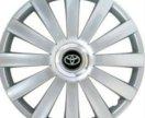 Колпаки на колеса р17 Тойота / r17 Toyota