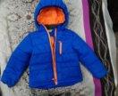 Куртка зимняя H&M б/у