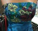 Платье из шёлка Monsoon