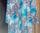 Платье на весну 52р