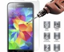Продам новое защитное стекло для    Samsung S5