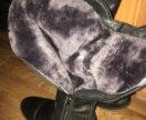 Продам женские зимние сапоги