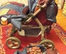 Детская коляска трансформем 3в1, фирма М&М