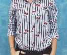 Рубашка размер 46-48