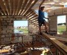 Обшивка домов, балконов. Фундамент