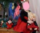 Комплект США для девочки 1-2,5 лет и ее куколки