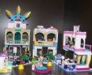 Лего Lego Friends Торговый центр.